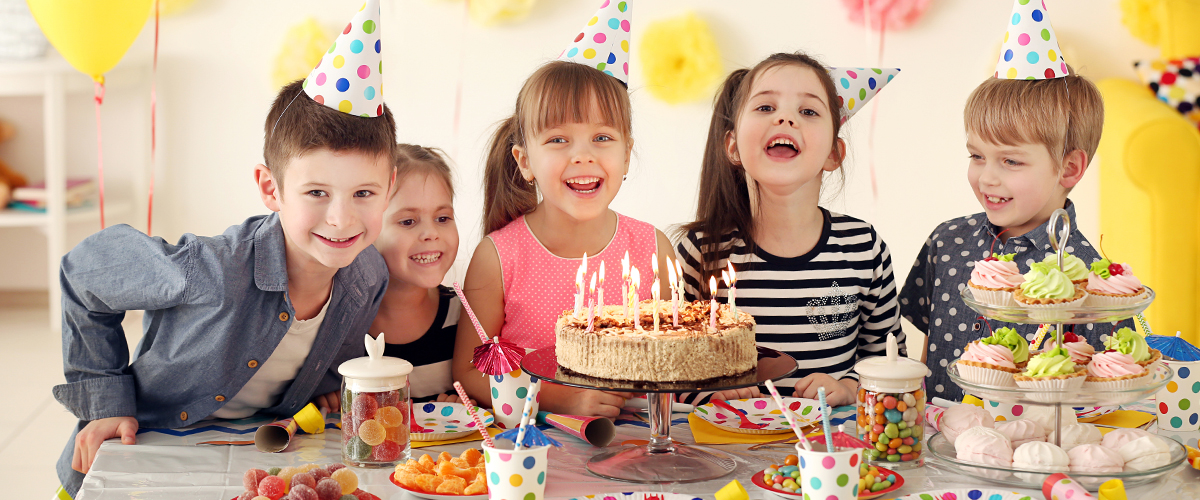 Icing On The Cake A Stress Free Kids Birthday Party